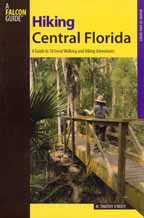 Hiking Central Florida Book Cover